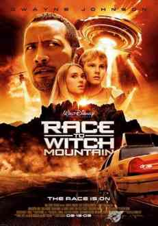 Ведьмина гора / Race to Witch Mountain (2009)